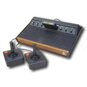 Atari 2600 was state-of-the-art graphics and entertainment back then.  My favorite game was Sea Quest