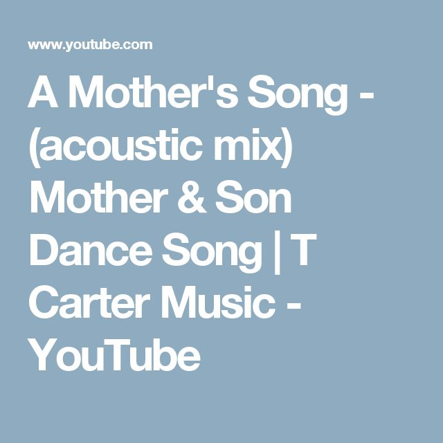 Mother Son Dance Songs 2017: 1000+ Ideas About Mother Son Dance Songs On Pinterest