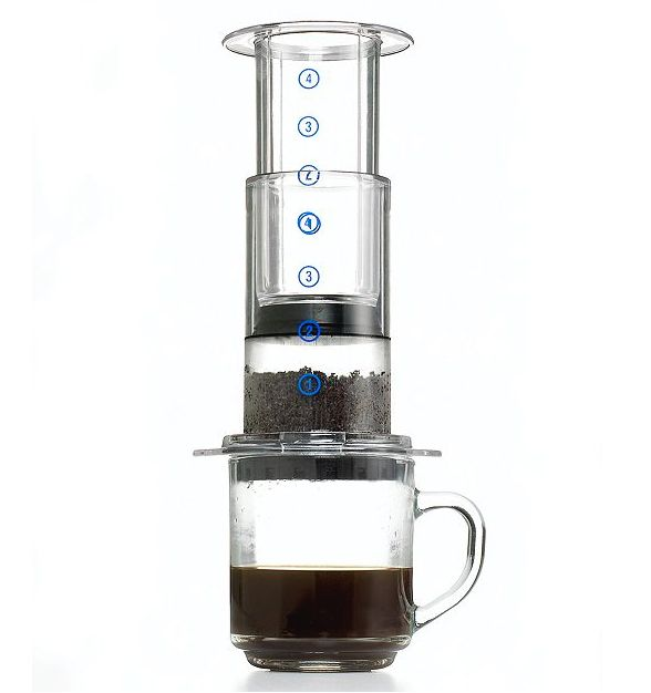 Coffee Maker Air Press : aeropress coffee maker light my fire Pinterest