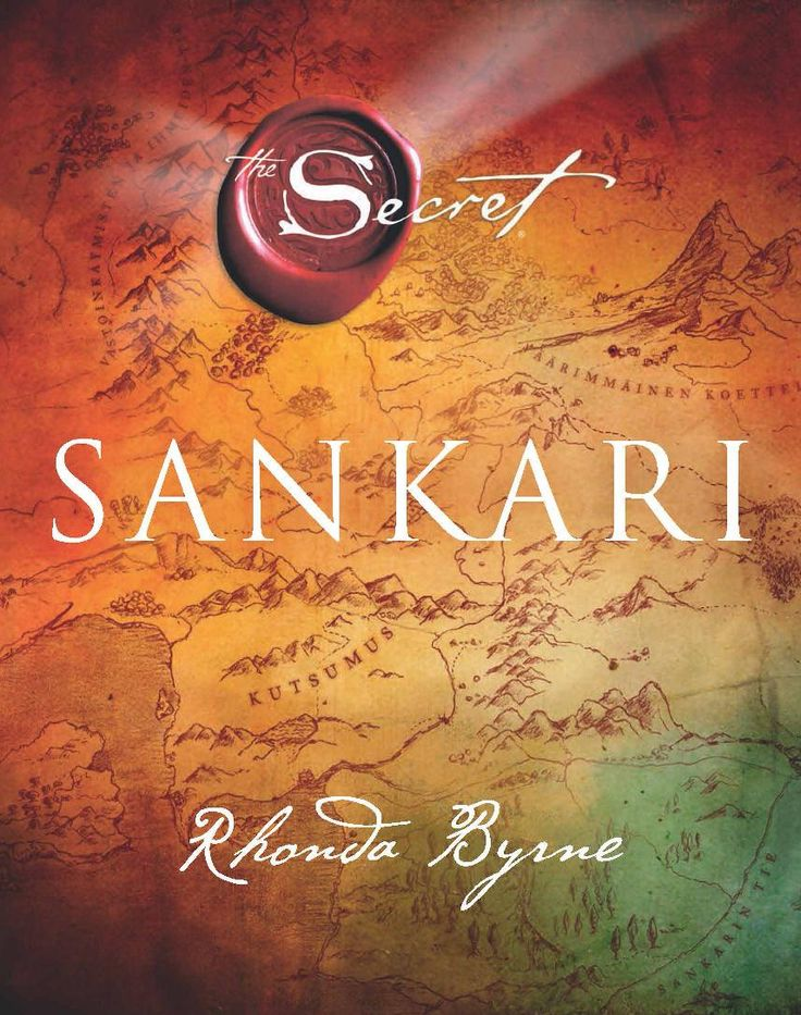 Rhonda Byrne: The Secret - Sankari, WSOY