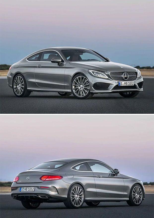 2017 Mercedes-Benz C-Coupe