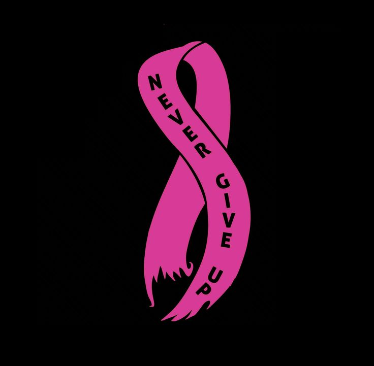 Breast Cancer Infinity Ribbon - Vinyl Decal Choose Size and Color Made with 100% Automotive Grade Vinyl.