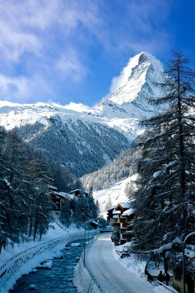 Matterhorn Zermatt By Brian Jannsen Beautiful Places