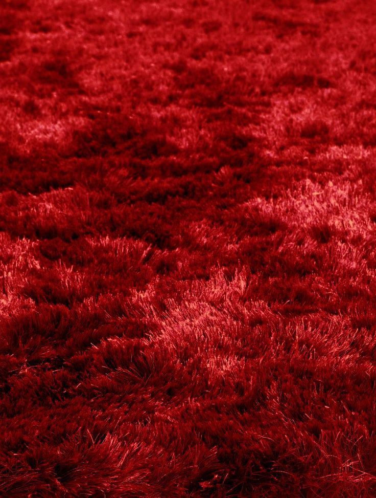 Red Velvet Rug Uniquely Modern Rugs