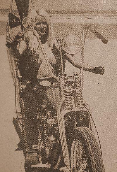 70's rider.  Shoreline Harley-Davidson  www.shorelinehd.com