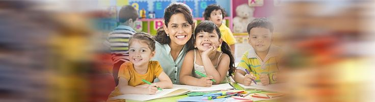 Pre & primary Teacher Training in India with Certification course