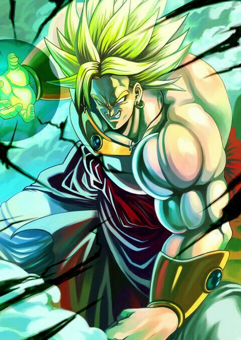 Best 25 broly ssj ideas on pinterest goku super - Broly dragon ball gt ...