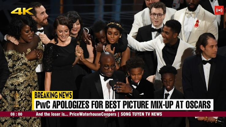 CNN BREAKING NEWS | Oscars: PwC apologizes for best picture mix up at Os...