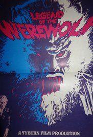 Legend of the Werewolf Poster
