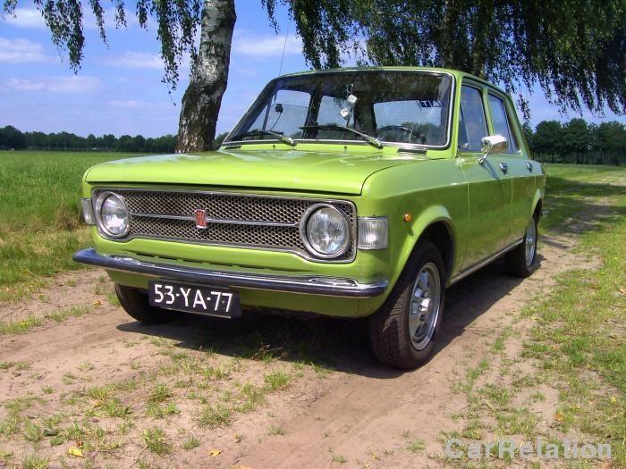 Fiat 128 1975