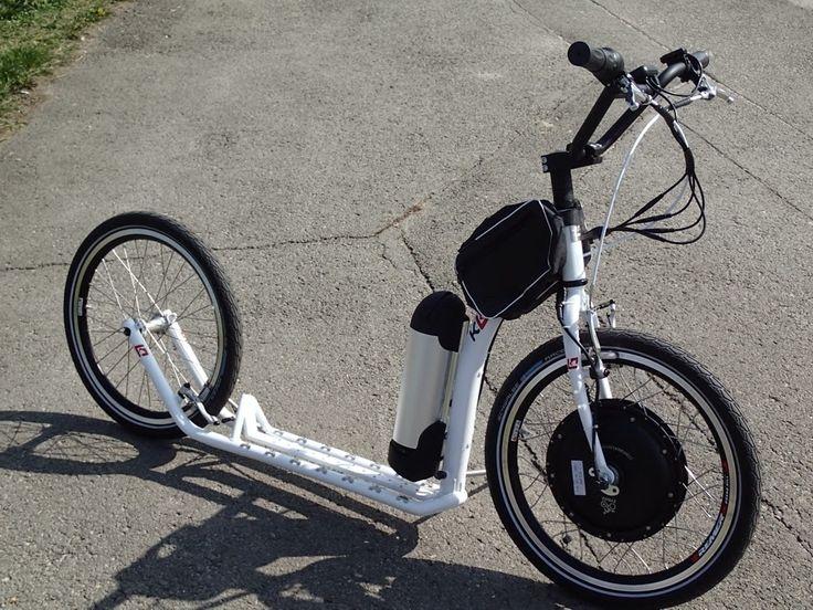 132 best images about footbikes tretroller on pinterest. Black Bedroom Furniture Sets. Home Design Ideas