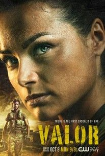 Valor (The CW-January 1, 2018) Season 1 Midseason Premiere -  a drama series. The boundaries between military discipline and human desire are tested on a U.S. Army base that houses an elite unit of helicopter pilots trained to perform clandestine international and domestic missions. Stars: Christina Ochoa Lopez, Matt Barr, W. Tre Davis, Charlie Barnett, Corbin Reid, Melissa Roxburgh. - Rotten Tomatoes
