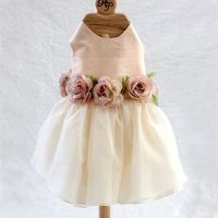 bitchnewyork.com     dog flower girl wedding dress (wah!?), yes get your judging out of the way now, high probability it might be happening!