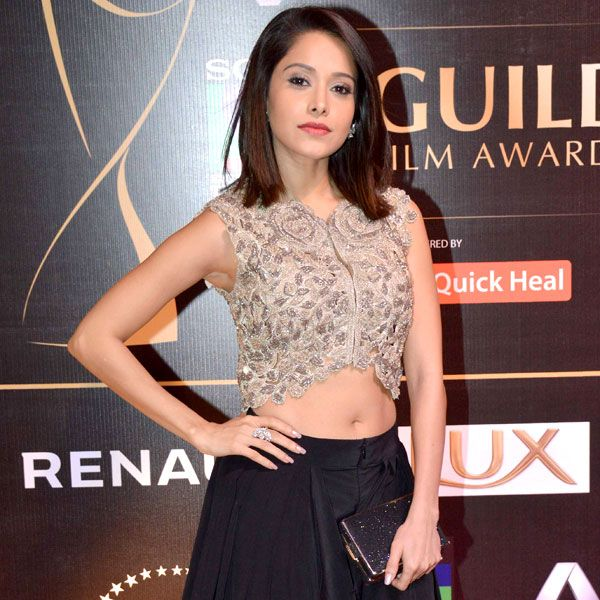 Nushrat Bharucha at the #GuildAwards2015. #Bollywood #Fashion #Style #Beauty #Hot #Sexy
