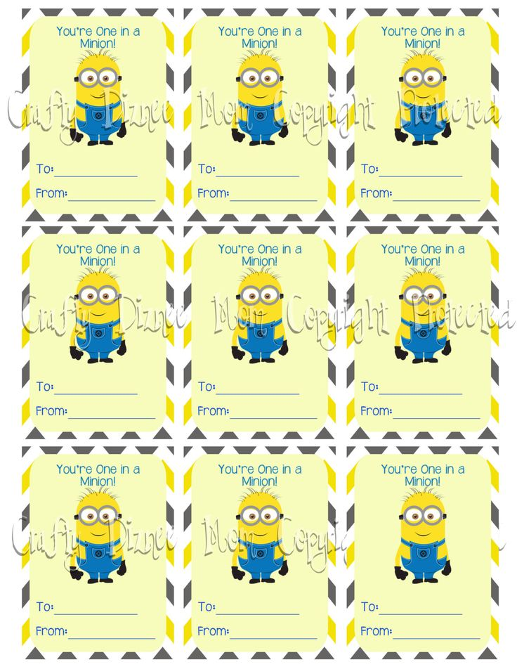 The 25 best Minion valentine ideas on Pinterest  A minion DIY