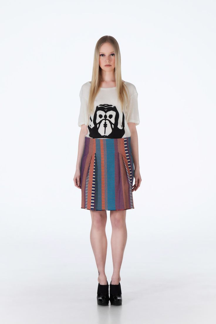 Therapy T-Shirt  Boxy Skirt