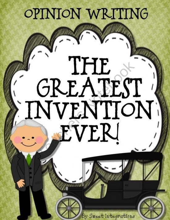 opinion essay on inventions 2 essay You should spend about 20 minutes on this pte essay  more students will become scientists and make new inventions in the field of  in my opinion ,.