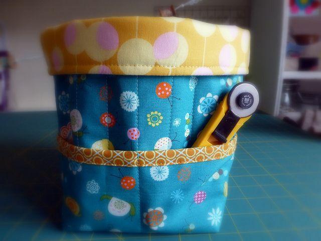Fabric Bucket