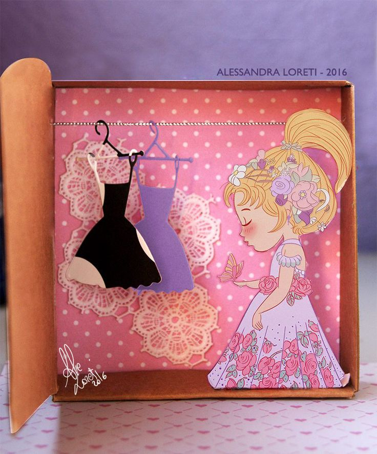 Paper wardrobe #paper #wardrobe #dress #dresses #girl #flower #flowers #box #cute #kawaii #butterfly #digital #print #miniature #doll #dolls #dollhouse #accessories