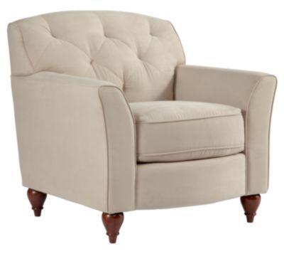 La-Z-Boy: Malina Premier Stationary Chair (chinchilla)
