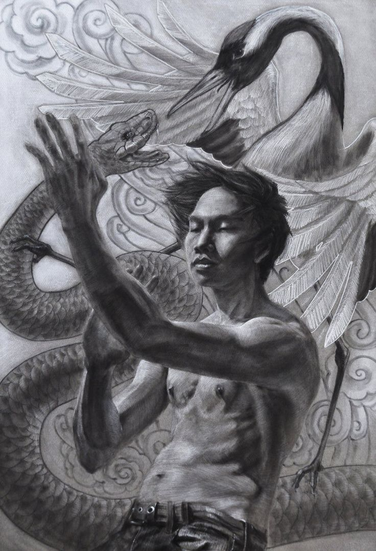Wing Chun Origins the Snake & the Crane