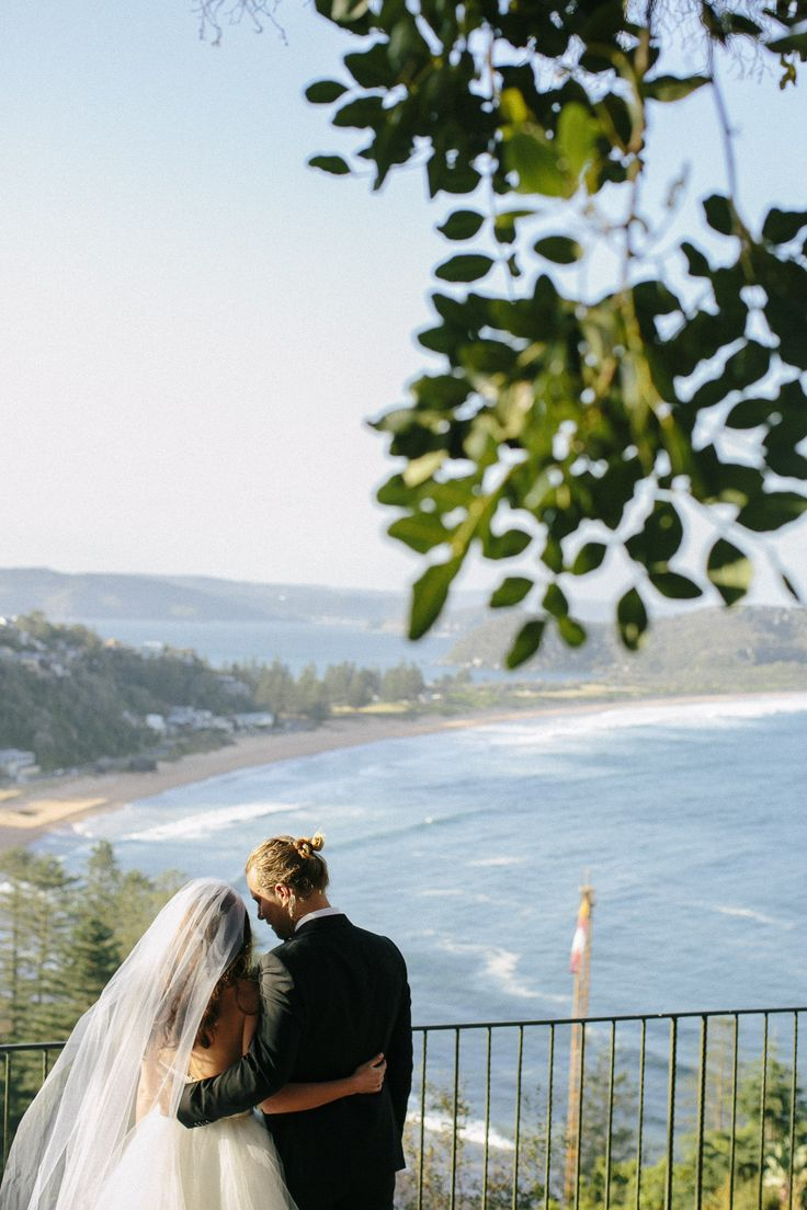 Alex + Ollie - Real wedding at Moby Dicks Whale Beach - Photography by Gui Gorje