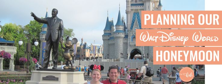 I have been planning our Walt Disney World honeymoon — a week-long visit to the house of mouse during Christmas 2017.