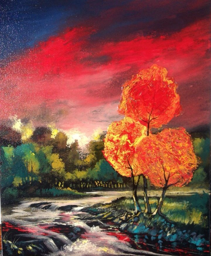 Ford Smith Canvas: 253 Best Ford Smith Paintings Images On Pinterest