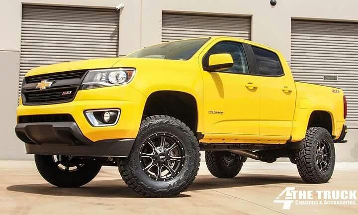 Chevrolet colorado z71, Chevrolet colorado and Colorado on Pinterest