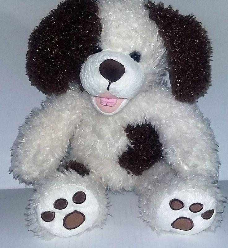 "17"" Build A Bear Workshop Plush Puppy Dog *Z4* | Dolls & Bears, Bears, Build-a-Bear | eBay!"