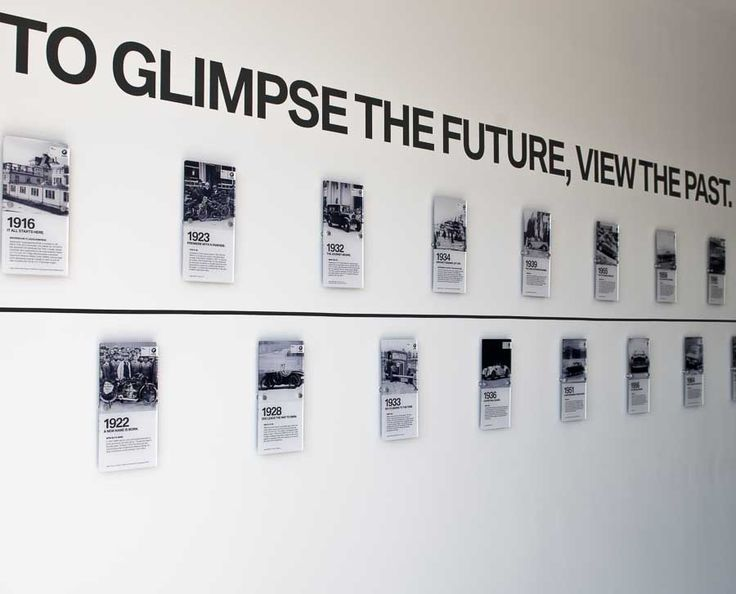 Best History Wall Examples Images On   Exhibitions