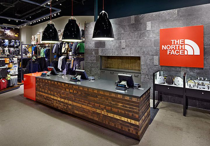 The North Face, Indianapolis, by Gensler