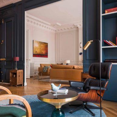 Le projet rénovation totale dun appartement aux invalides paris 7 voilà un lieu qui méritait que lon sintéresse à lui lorsque nous avons pris en main