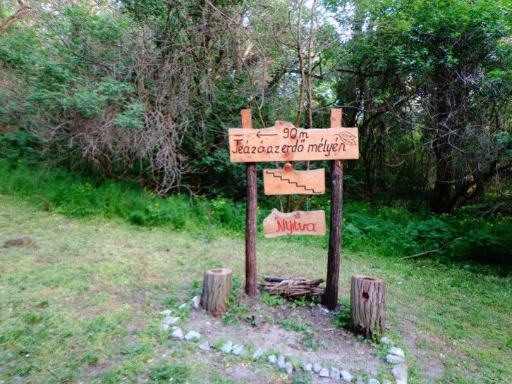 Tihany legjobb három órás fotelje - Teaház az erdő mélyén | WeLoveBalaton.hu