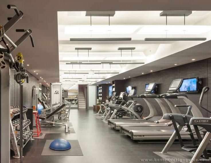 Luxury Gym Mirrors Los Angeles