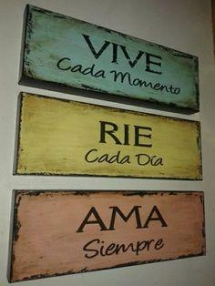 Cuadro Vintage 20x30 Creando Arte Y Deco - $ 170,00