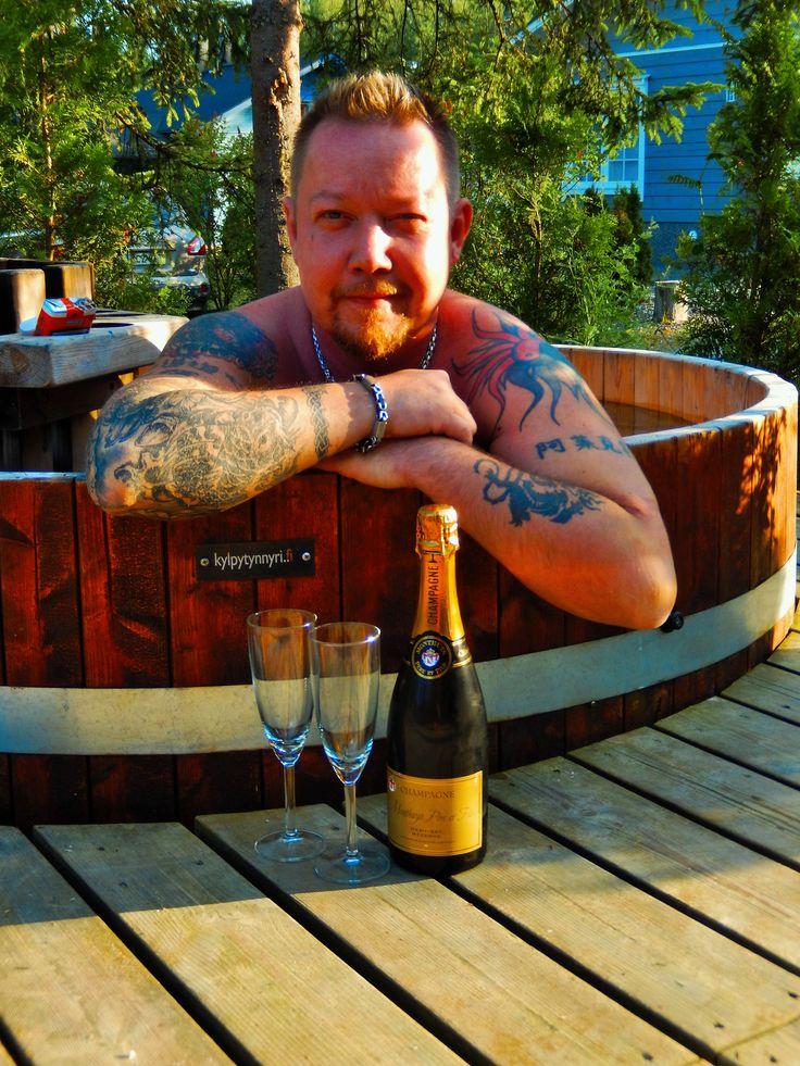 Palju, Champagne, Himos summer