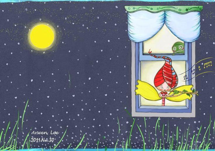 Moon light - Arwen Lee