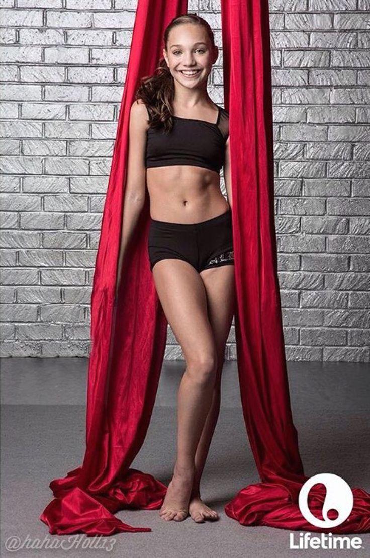 Added by #hahah0ll13 #MaddieZiegler modeling ALDC dance wear