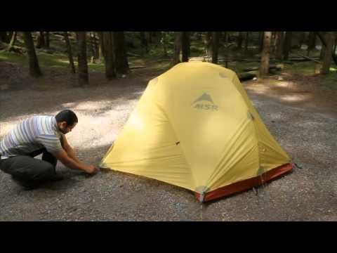 MSR Carbon Reflex 1. Love this tent. Unless it's July and the mosquitoes are in full force, I generally replace the inner tent with a footprint and use it as a tarp. Plenty big enough for one person. Stood like a rock in Patagonia wind and rain.