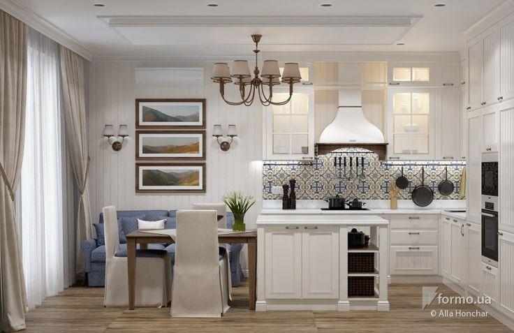 NOBEL HOME. Классика для комфортной жизни, Alla Honchar , Кухня, Дизайн интерьеров Formo.ua