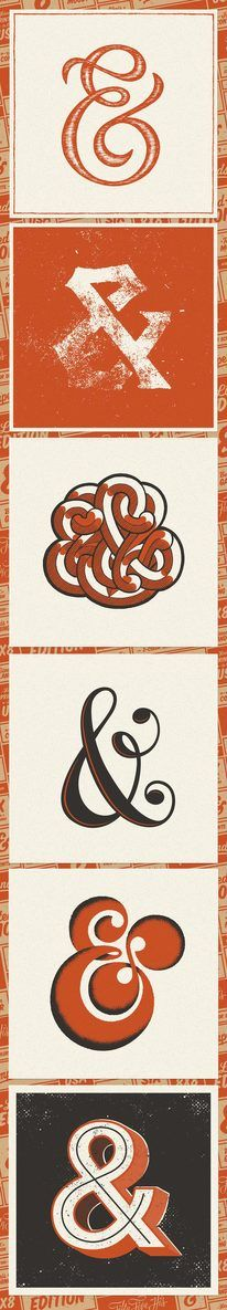 'ampersand collection 2' by 55his.com