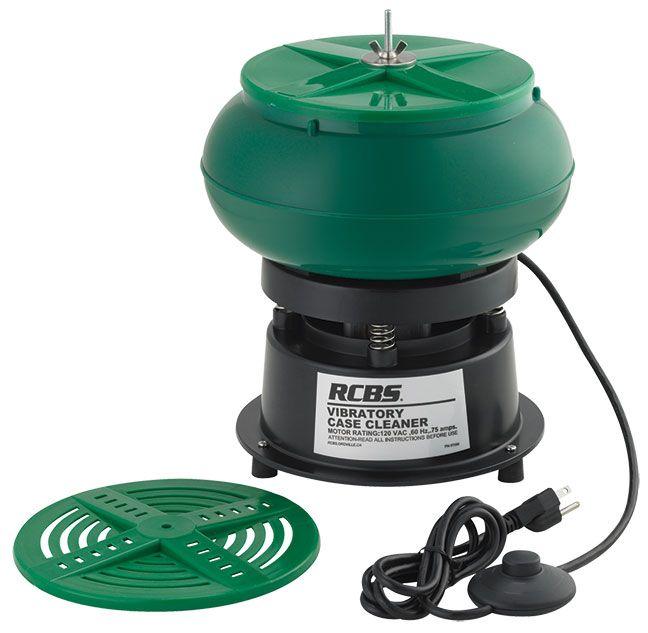 RCBS Vibratory Case Cleaner - 120V - Case Prepping - Reloading ...