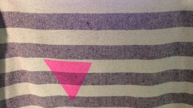 Urban Outfitters came under fire on Monday for selling a tapestry that resembles the uniform gay male prisoners were forced to wear in Nazi concentration camps.  The Anti-Defamation League slammed the store for selling the tapestry and urged Urban Outfitters to remove the item from stores.