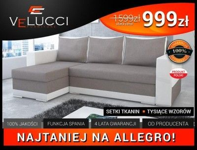 narożnik EKWADOR funkcja SPANIA łóżko ROGÓWKA sofa