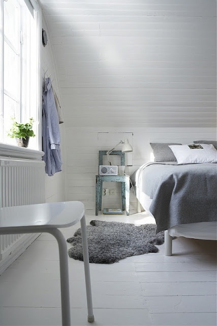 Scandinavian country and modern mix