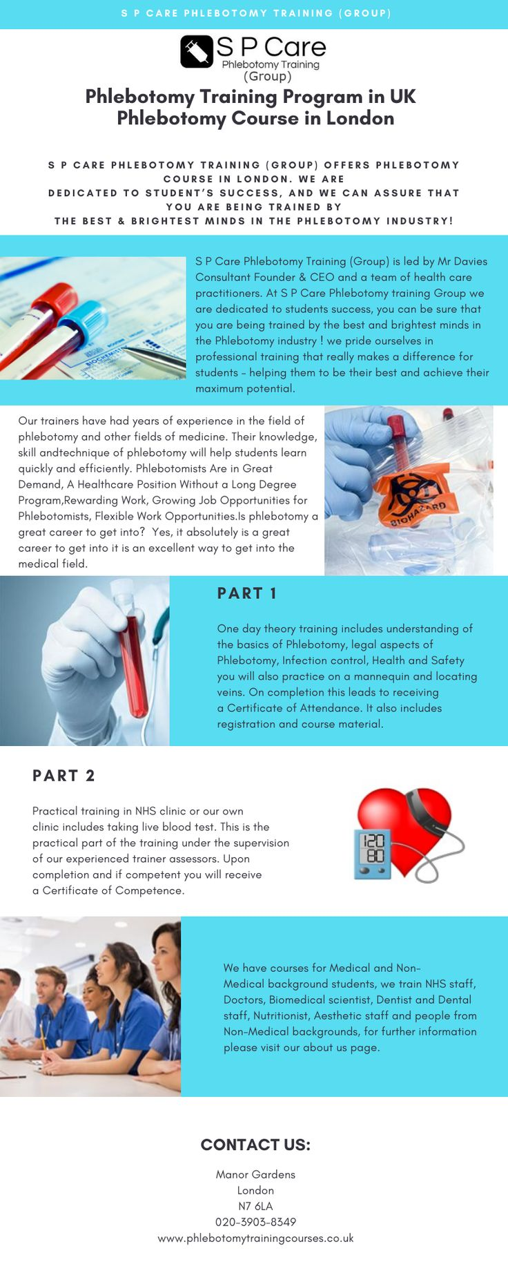 Are you looking for the best phlebotomy training program
