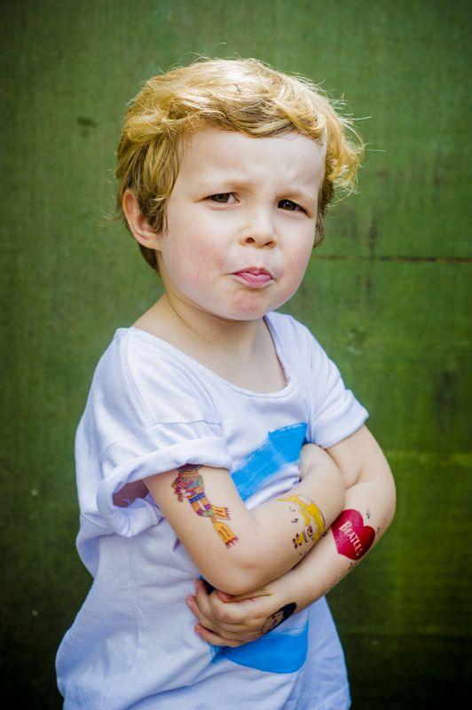 Le Petit Pirate - www.lepetitpirate.com Tatuagens Temporárias | Temporary Tattoos Campanha'14 em parceria com RioEtc.