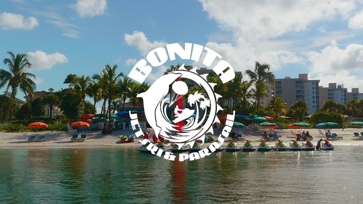 Bonita Jet Ski & Parasail in 2020 Parasailing, Skiing
