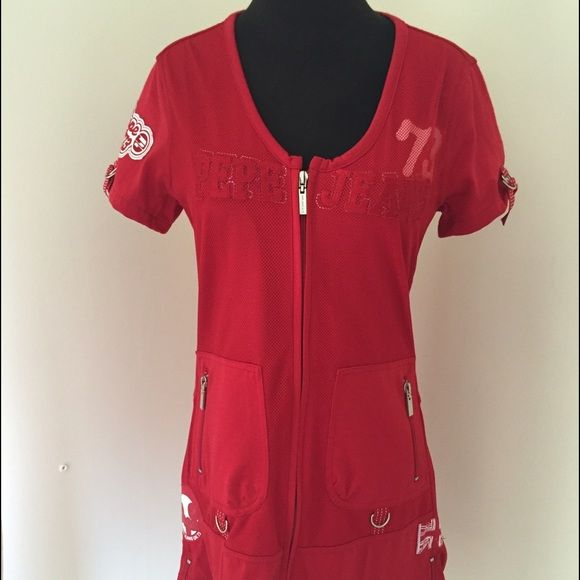 Pepe Jeans Dress Super cute Pepe Jeans dress with sporty accents Pepe Jeans Dresses Mini